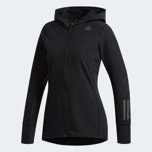 Adidas women's Response Shell outdoor jacket